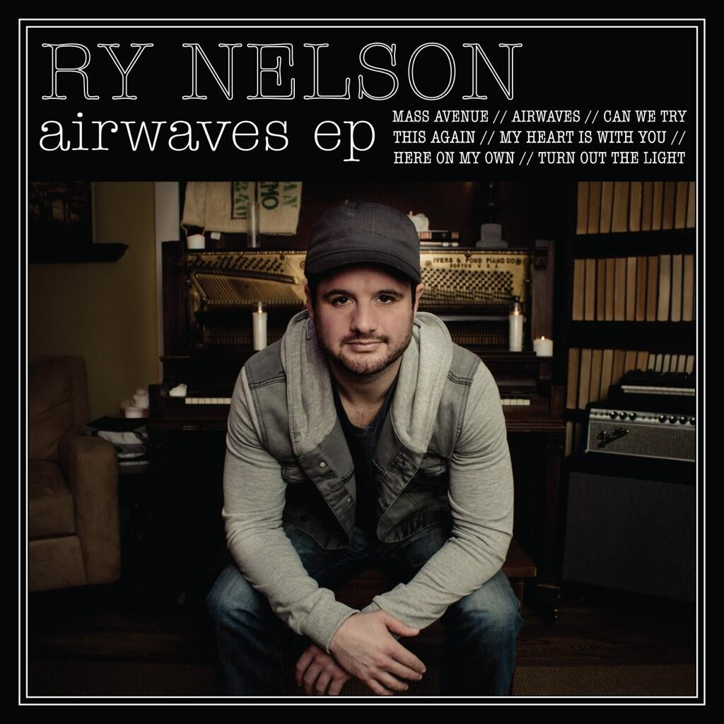 Ry Nelson – Airwaves EP (2014)