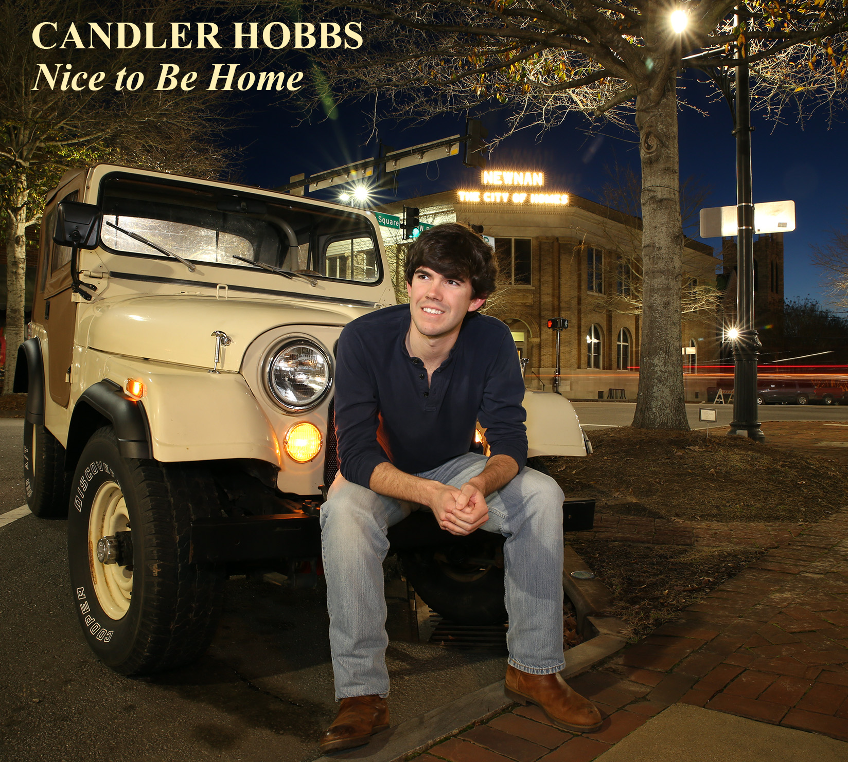 Candler Hobbs – Nice to Be Home (2015)